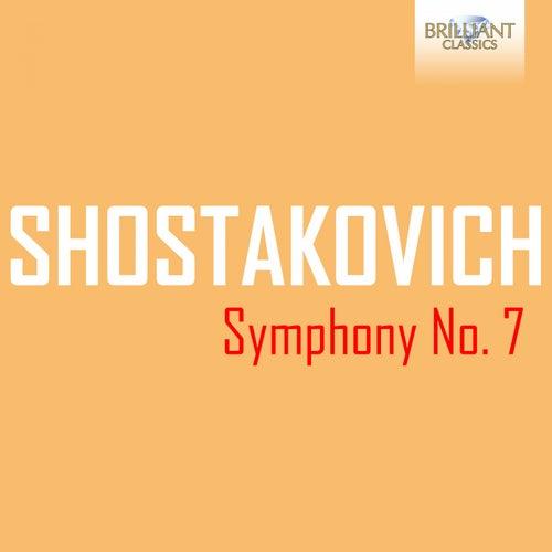 Shostakovich: Symphony No. 7 by Wdr Sinfonieorchester