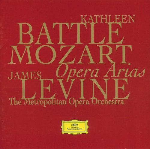 Mozart: Opera Arias by Kathleen Battle