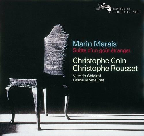 Marais: Suite d'un gout étranger de Christophe Coin