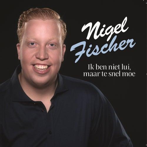 Ik ben niet lui, maar te snel moe van Nigel Fischer