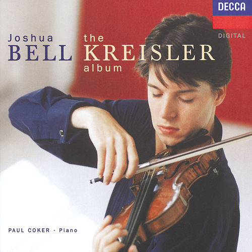 The Kreisler Album von Joshua Bell