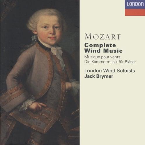 Mozart: Complete Wind Music von London Wind Soloists