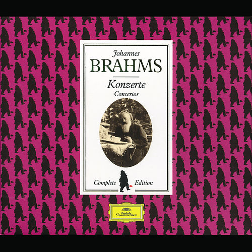 Brahms Edition: Concertos von Anne-Sophie Mutter