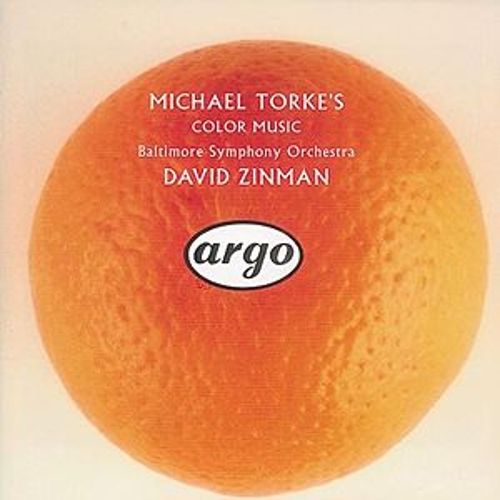 Torke: Colour Music von Baltimore Symphony Orchestra