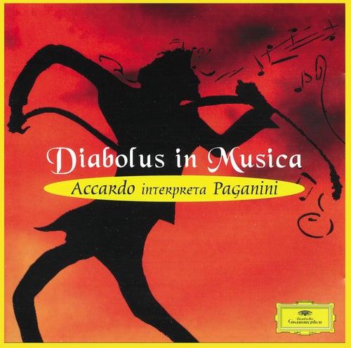 Paganini: Diabolus in Musica de Salvatore Accardo