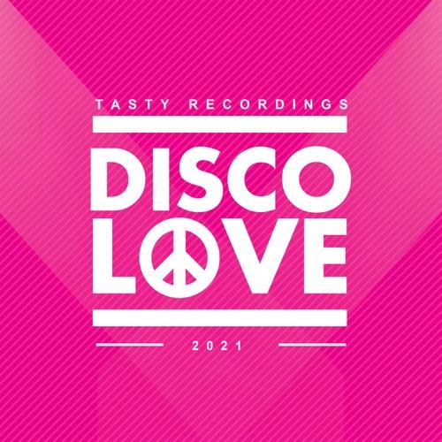 Disco Love 2021 fra Various Artists