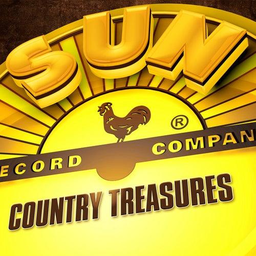 Country Treasures de Various Artists