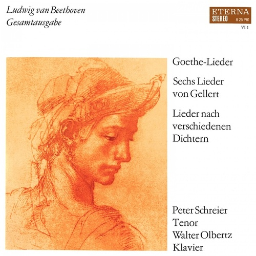 Peter Schreier: Beethoven-Lieder von Peter Schreier
