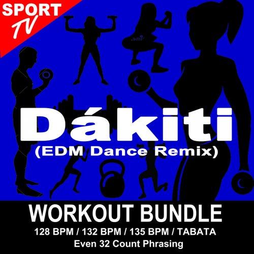 Dákiti (EDM Dance Remix) [Workout Bundle / Even 32 Count Phrasing] (The Best Music for Aerobics, Pumpin' Cardio Power, Tabata, Plyo, Exercise, Steps, Barré, Curves, Sculpting, Abs, Butt, Lean, Running, Slim Down Fitness Workout) de Workout ReMix Team