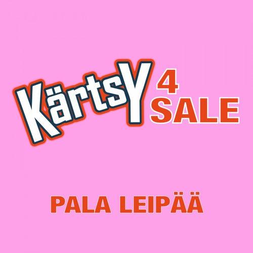 Pala leipää by Kärtsy 4 Sale