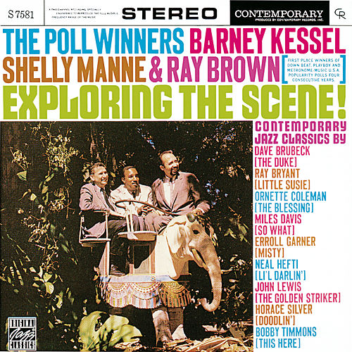 The Poll Winners: Exploring the Scene de Ray Brown