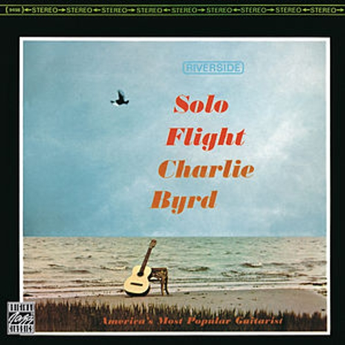Solo Flight von Charlie Byrd