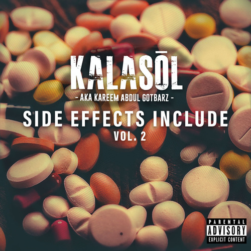 Side Effects Include, Vol. 2 von Various Artists