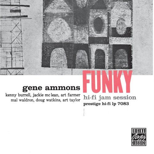 FUNKY by Gene Ammons