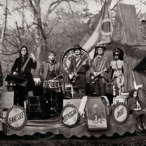 Consolers of the Lonely de The Raconteurs