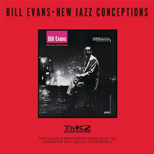 New Jazz Conceptions de Bill Evans