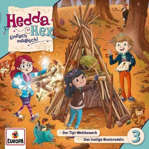 003/Der Tipi-Wettbewerb/Das lustige Bootsrodeln by Hedda Hex