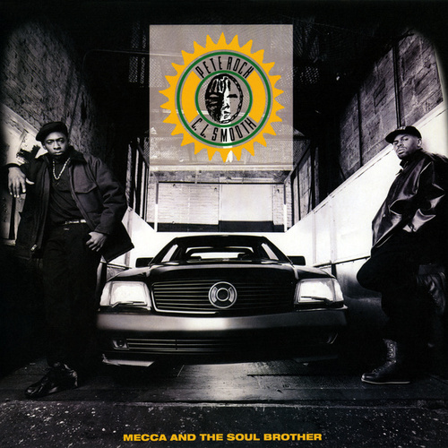 Mecca And The Soul Brother (Deluxe Edition) by Pete Rock and C.L. Smooth