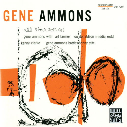 All Star Sessions With Sonny Stitt (Remastered) de Gene Ammons