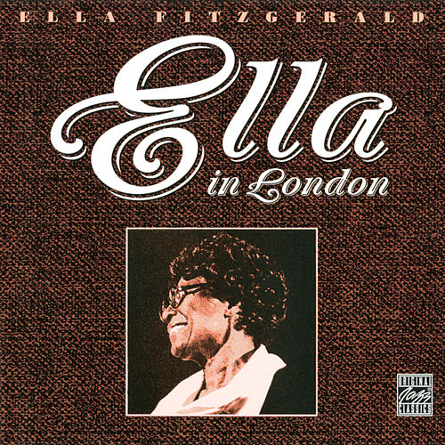Ella In London de Ella Fitzgerald