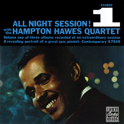 All Night Session von Hampton Hawes