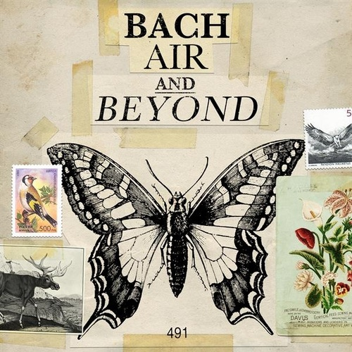 Bach: Air and Beyond von Various Artists