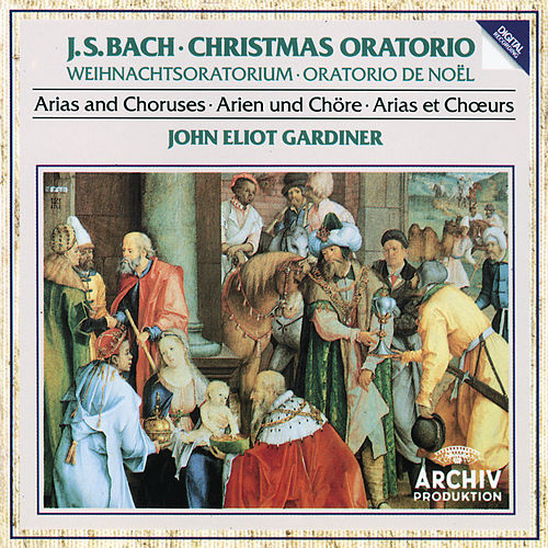 Bach, J.S.: Christmas Oratorio - Arias and Choruses by Nancy Argenta