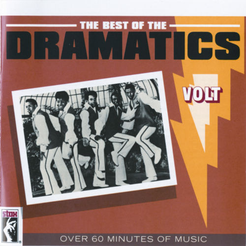 The Best Of The Dramatics by The Dramatics