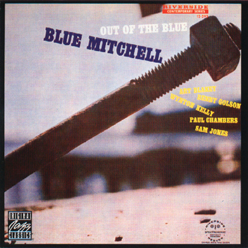 Out Of The Blue by Blue Mitchell