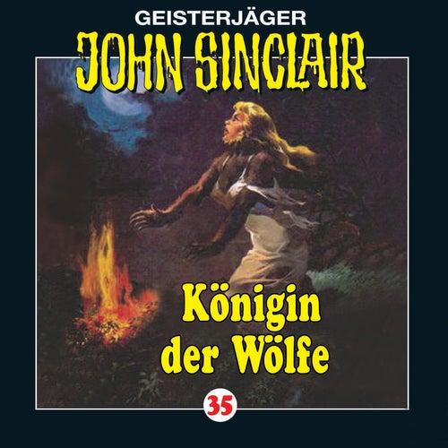 Königin der Wölfe (2/2) - Folge 35 von John Sinclair