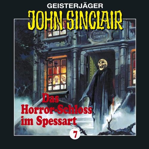 Folge 7: Das Horror-Schloss im Spessart von John Sinclair