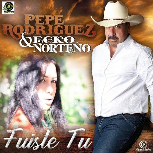 Fuiste Tu by Pepe Rodriguez