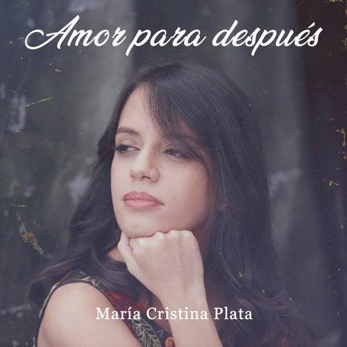 Amor para Después de Maria Cristina Plata