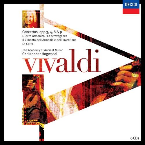Vivaldi: Concerti Opp.3,4,8 & 9 by Various Artists