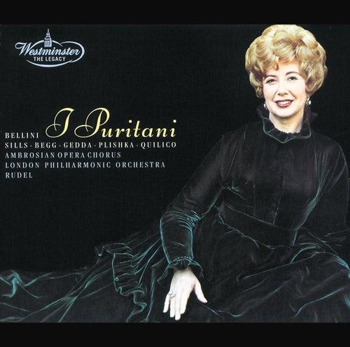 Bellini: I Puritani by Philharmonia Orchestra