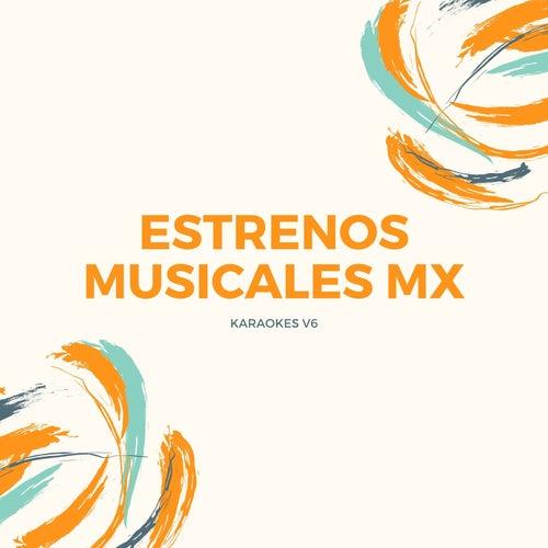 Karaokes V6 by Estrenos Musicales MX