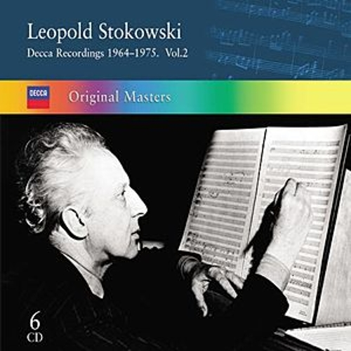 Leopold Stokowski: Decca Recordings 1964-1975 de Various Artists