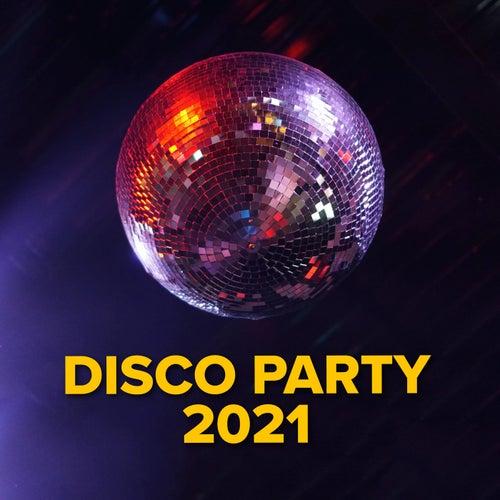 Disco Party 2021 de Various Artists