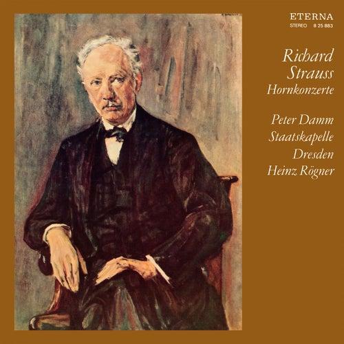 Strauss: Hornkonzerte No. 1 & 2 de Peter Damm