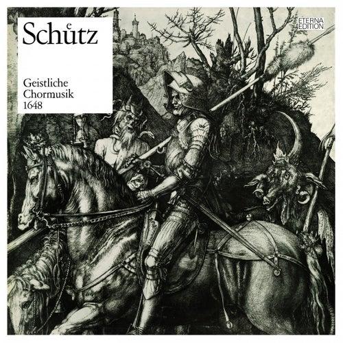 Schütz: Geistliche Chormusik 1648 von Dresdner Kreuzchor