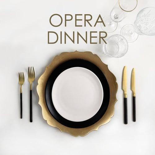 Opera dinner by Giuseppe Verdi