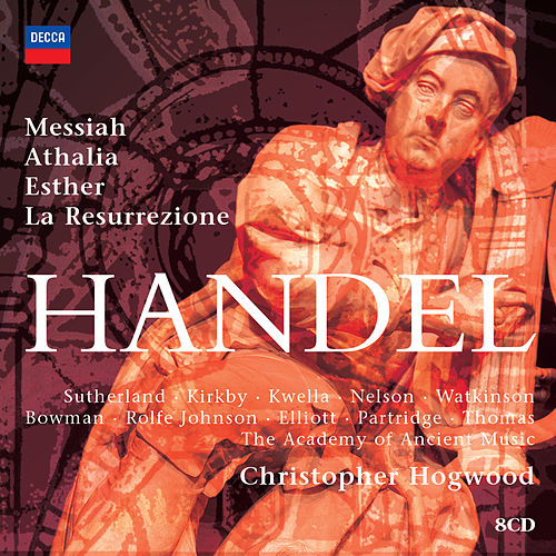 Hogwood conducts Handel Oratorios de Academy Of Ancient Music (1)