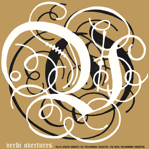 Verdi Overtures by Philharmonia Orchestra