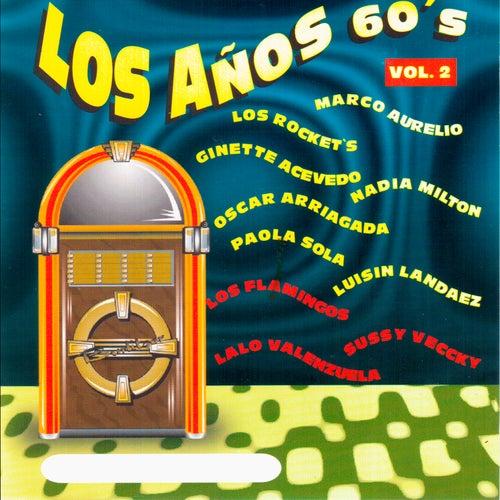 Los Años 60's (Vol. 2) de German Garcia