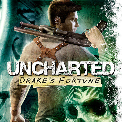 Uncharted: Drake's Fortune (Original Soundtrack) by Greg Edmonson