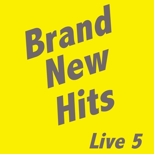 Brand News Hits Live, Vol. 5 by Various Artists