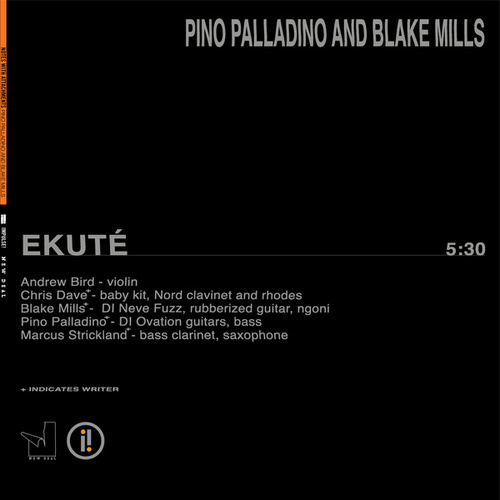 Ekuté by Pino Palladino