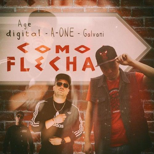 Como Flecha by A-ONE EL Rítmico