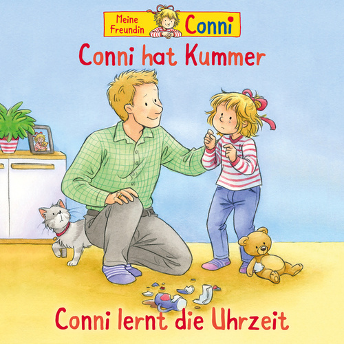 Conni hat Kummer / Conni lernt die Uhrzeit von Conni