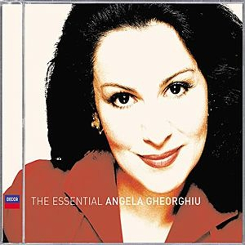 Angela Gheorghiu: The Essential Collection by Angela Gheorghiu